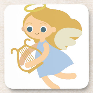 Harp Angel Coaster