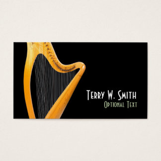 Harp Business Card