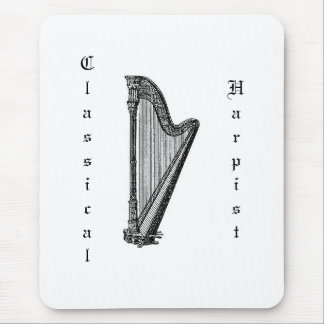 Harp Mouse Pad