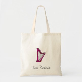 Harp Princess Tote