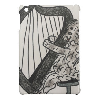 Harp puppy cover for the iPad mini