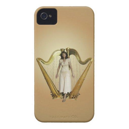 HARP THEME iPhone 4 Case-Mate CASE