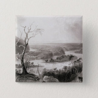 Harper's Ferry, West Virginia 15 Cm Square Badge