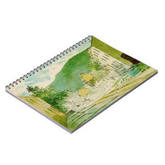 Harpers Ferry West Virginia 1873 Spiral Notebook