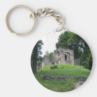 Harpers Ferry, West Virginia Basic Round Button Key Ring