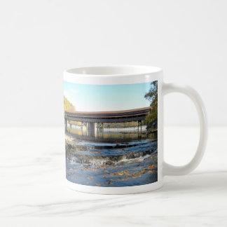 Harpersfield Covered Bridge Ashtabula County Ohio Coffee Mugs