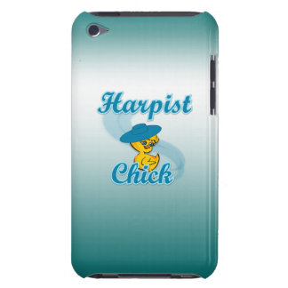 Harpist Chick #3 iPod Touch Cover