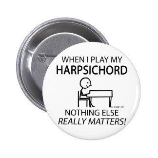 Harpsichord Nothing Else Matters Buttons