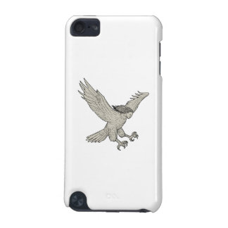 Harpy Swooping Drawing iPod Touch (5th Generation) Cover