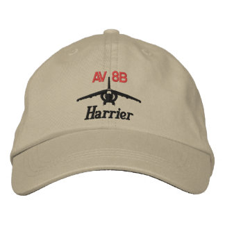 Harrier Golf Hat Embroidered Hats