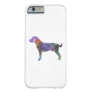 Harrier in watercolor 2 barely there iPhone 6 case