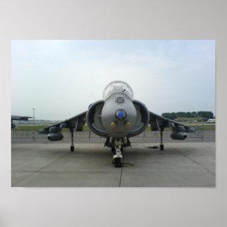 Harrier Poster