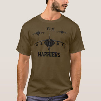HARRIERS, VTOL T-Shirt