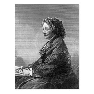 Harriet Beecher Stowe Postcard