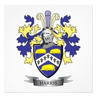 Harris Coat of Arms Photographic Print