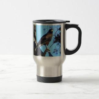 Harris Hawk Travel Mug