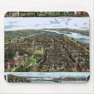 Harrisburg Mouse Pad