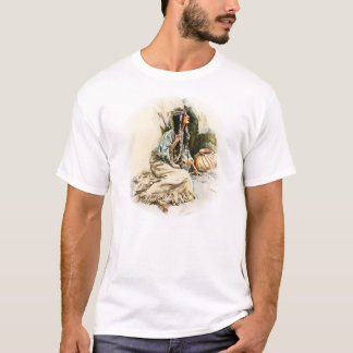 Harrison Fisher Song Hiawatha Red Indian Squaw 1 T-Shirt