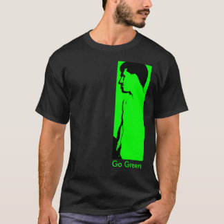 Harrison Harner, Go Green T-Shirt