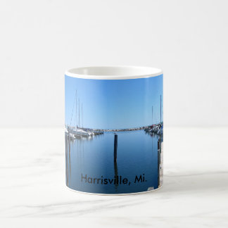 Harrisville Michigan Coffee Mug