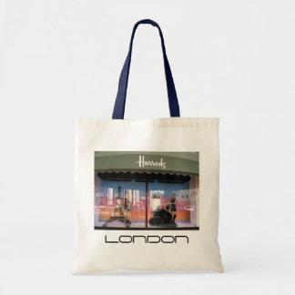 Harrods London UK bag