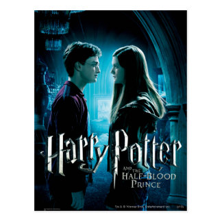Harry and Ginny 1 Postcard