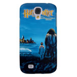 Harry and Hagrid International Movie Poster Galaxy S4 Case