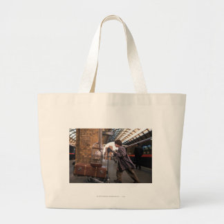 Harry and Hedwig Platform 9 3/4 Bags