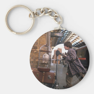 Harry and Hedwig PLATFORM 9 3/4™ Key Ring