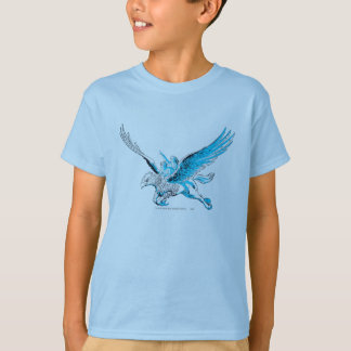 Harry and Hermione on a Hippogriff T-Shirt
