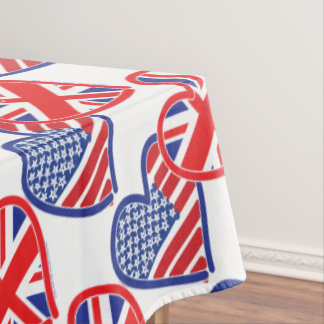 Harry and Meghan Tablecloth