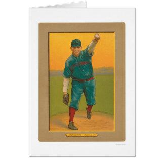 Harry Coveleski Reds Baseball 1911 Card
