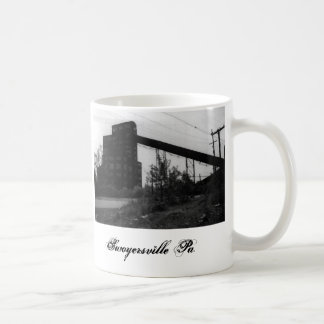 Harry E Breaker, Swoyersville Pa. Coffee Mug