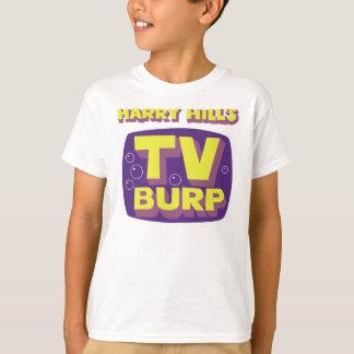 Harry Hill's TV Burp logo t-shirt YOUTH