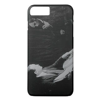 Harry Houdini and the Ghost of Abraham Lincoln iPhone 7 Plus Case