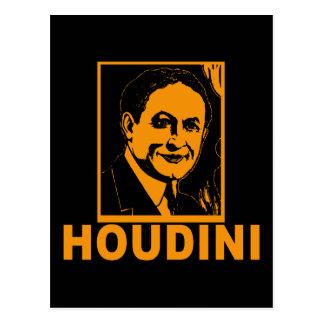 Harry Houdini Poster T shirts, Mugs, Gifts Postcard