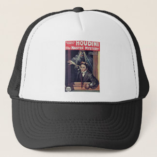 harry houdini trucker hat