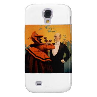 Harry Kellar Magician Closeup Galaxy S4 Case