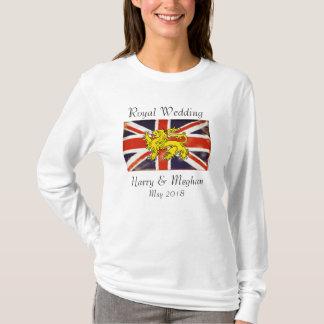 Harry & Meghan Royal Wedding T-Shirt