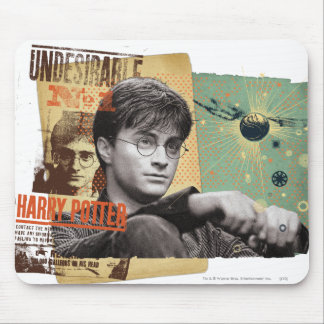Harry Potter 13 Mouse Pad