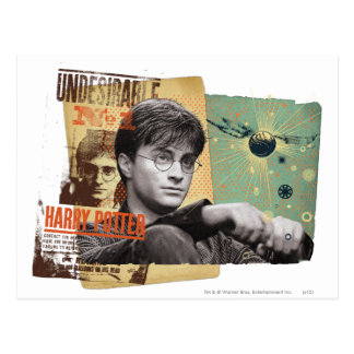 Harry Potter 13 Postcard