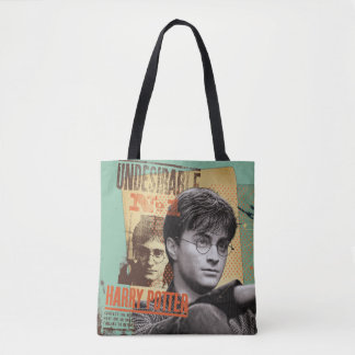 Harry Potter 13 Tote Bag