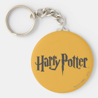 Harry Potter 2 Basic Round Button Key Ring
