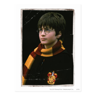 Harry Potter 2 Postcard