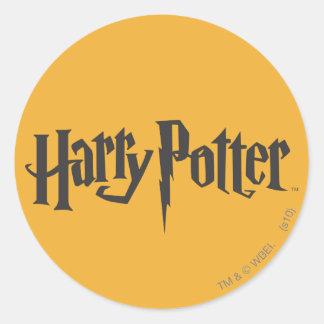 Harry Potter 2 Round Sticker