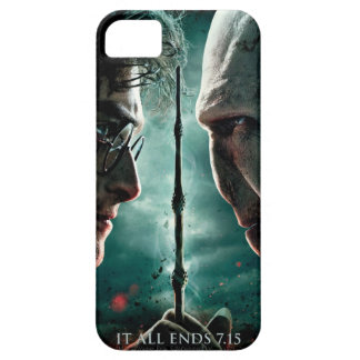 Harry Potter 7 Part 2 - Harry vs. Voldemort iPhone 5 Cover