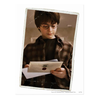 Harry Potter 9 Postcard