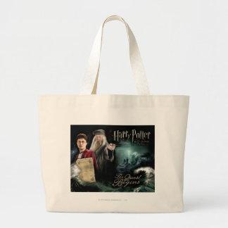 Harry Potter and Dumbledore Bag