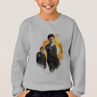 Harry Potter and Ron Weasely Sweatshirt