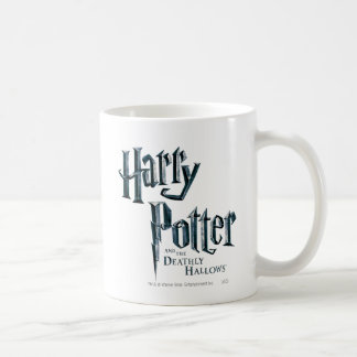 Harry Potter and the Deathly Hallows Logo 3 Coffee Mug